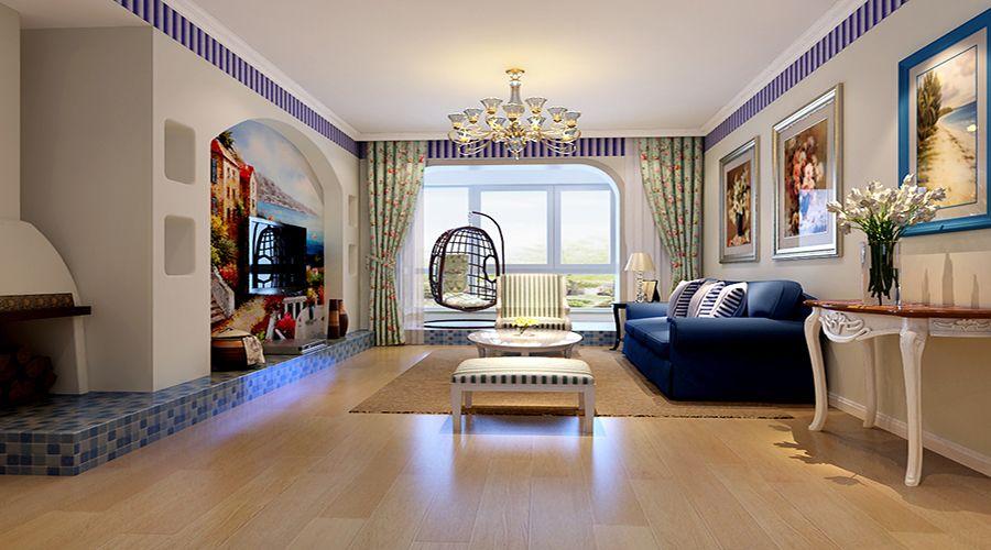 客厅飘窗装修怎么挑选窗帘以及注意事项