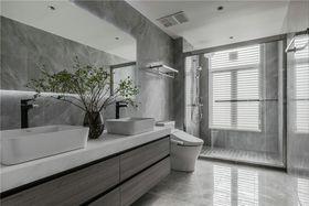 120平米三室兩廳現代簡約風格衛生間設計圖