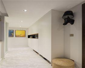 130平米三室两厅现代简约风格玄关欣赏图