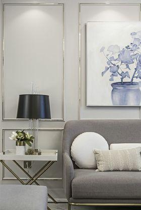 110平米三室两厅法式风格卧室装修案例