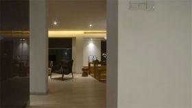 90平米三室两厅现代简约风格客厅图片