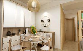 120平米三日式風格餐廳設計圖