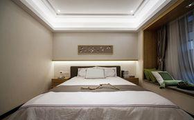 10-15万120平米三室两厅中式风格卧室装修效果图