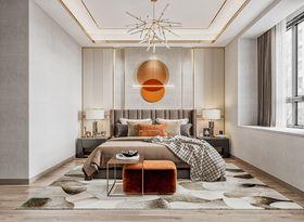 110平米三現代簡約風格臥室裝修效果圖