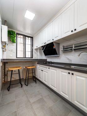 110平米三室两厅宜家风格厨房图