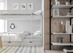 80平米現代簡約風格兒童房裝修案例