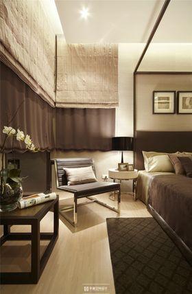 20万以上130平米三室两厅现代简约风格卧室装修案例