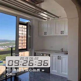 110平米欧式风格阳光房设计图