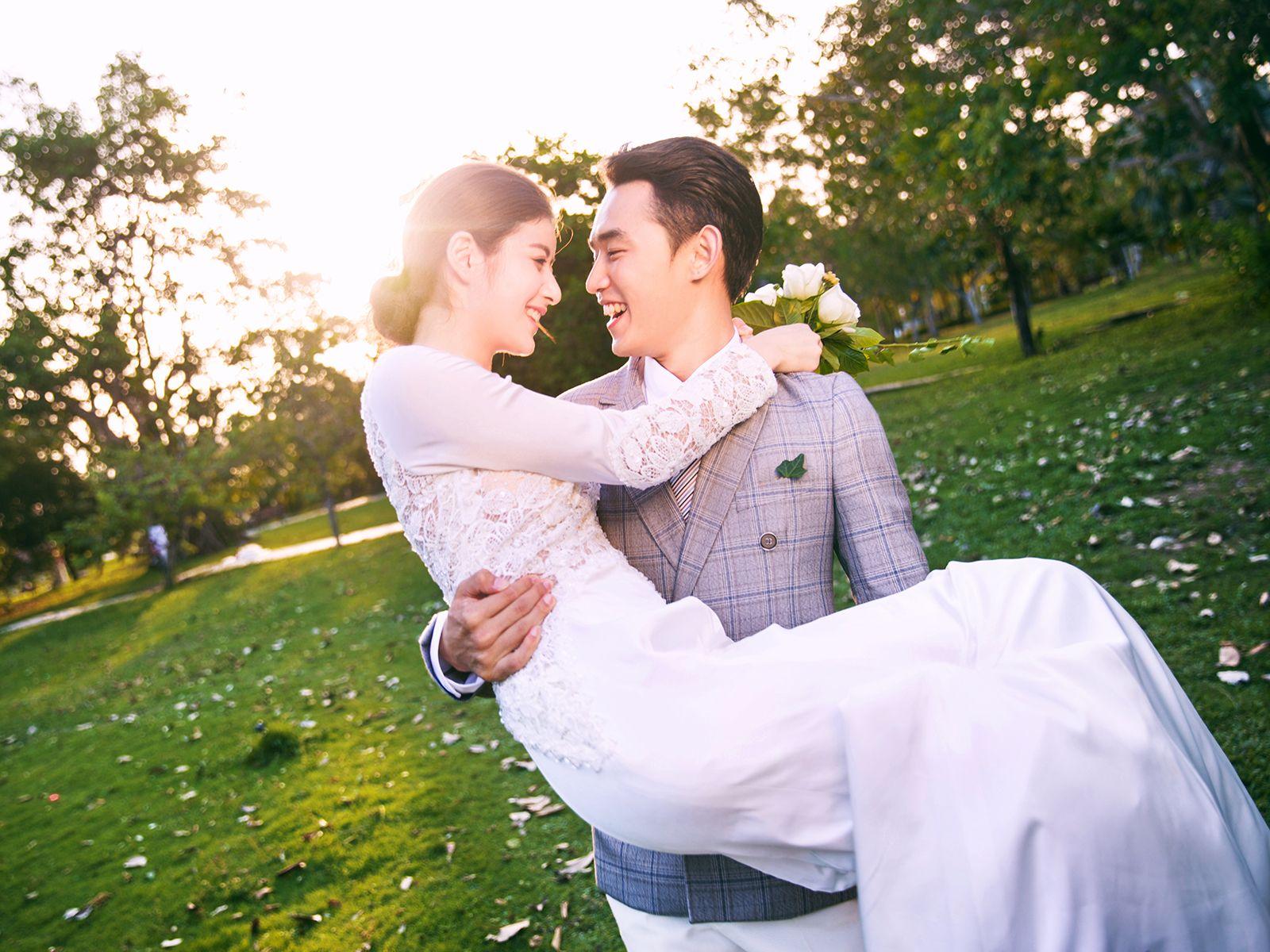 洛可可私人订制婚纱摄影