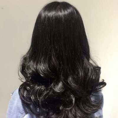 丽人 美发图库 烫发效果图  4792 创意烫发 中发 女 长发图片