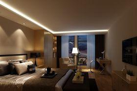 40平米小户型现代简约风格客厅装修案例