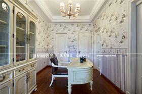 20万以上140平米别墅混搭风格书房装修效果图
