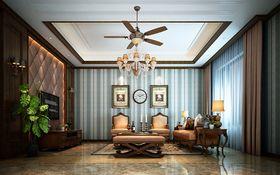 经济型140平米别墅中式风格卫生间装修案例