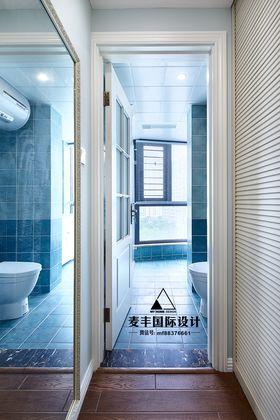 20万以上140平米三室两厅美式风格卫生间图片大全