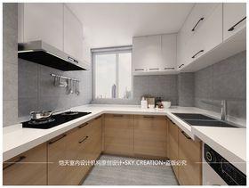 70平米一室一厅北欧风格厨房效果图