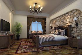 15-20万140平米四室两厅混搭风格卧室设计图
