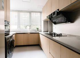 110平米三室一厅日式风格厨房效果图