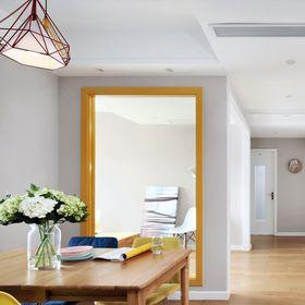 100平米三室两厅北欧风格书房装修图片大全