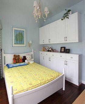 经济型140平米三室一厅欧式风格卧室装修效果图