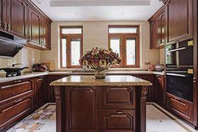 140平米别墅新古典风格厨房图片