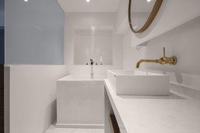 30平米超小户型现代简约风格卫生间设计图