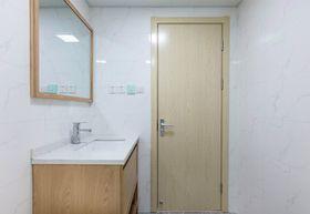 90平米三室两厅日式风格卫生间装修图片大全