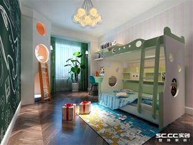 20万以上140平米别墅北欧风格儿童房装修案例