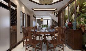 富裕型140平米三室三厅其他风格餐厅设计图