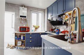 豪華型130平米復式混搭風格廚房圖片大全