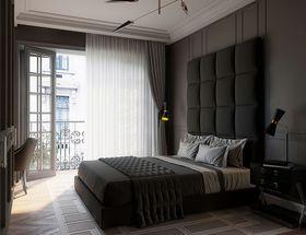 120平米三室一厅欧式风格卧室装修案例