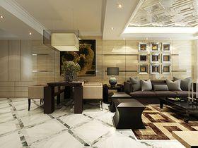 5-10万90平米现代简约风格客厅欣赏图