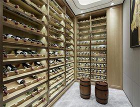 140平米四室两厅中式风格储藏室装修案例