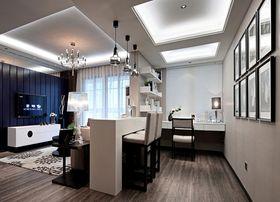 经济型130平米三室两厅混搭风格餐厅图片