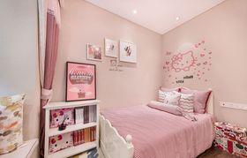 140平米四室两厅现代简约风格儿童房装修图片大全