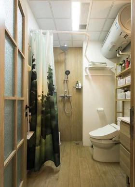 90平米混搭风格卫生间效果图