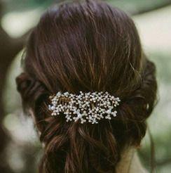 4款网络上最受欢迎的新娘发型 诠释精致与优雅