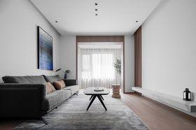 90平米三室兩廳現代簡約風格臥室裝修效果圖