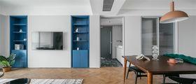 100平米三室两厅北欧风格走廊设计图