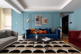 140平米其他風格客廳圖片