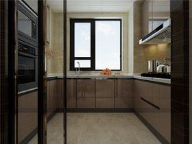 140平米四混搭风格厨房图片大全