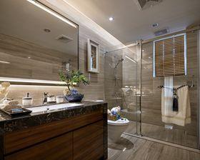 经济型140平米四室两厅中式风格卫生间图片