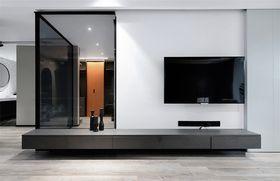 80平米三现代简约风格客厅欣赏图