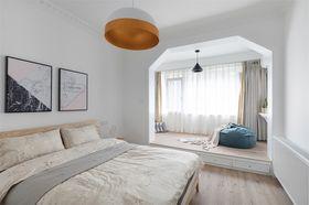 140平米四室两厅北欧风格卧室效果图