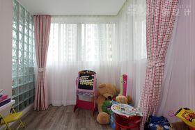 经济型130平米三室两厅现代简约风格儿童房图