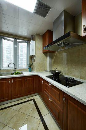 15-20万90平米三室两厅混搭风格厨房图