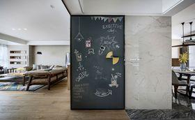 豪华型140平米四室两厅北欧风格玄关图片大全