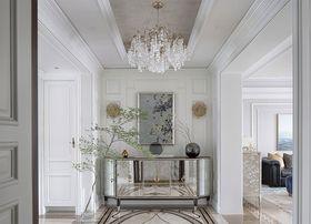 140平米四室两厅欧式风格客厅装修案例