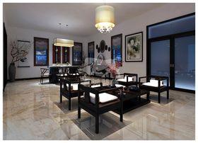 豪华型140平米复式中式风格客厅欣赏图