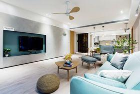 140平米四室两厅北欧风格其他区域装修图片大全