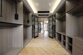 140平米三室两厅北欧风格衣帽间图